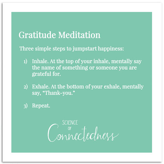 gratitudemeditation